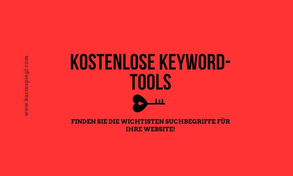Kostenlose Keyword-Tools für SEO