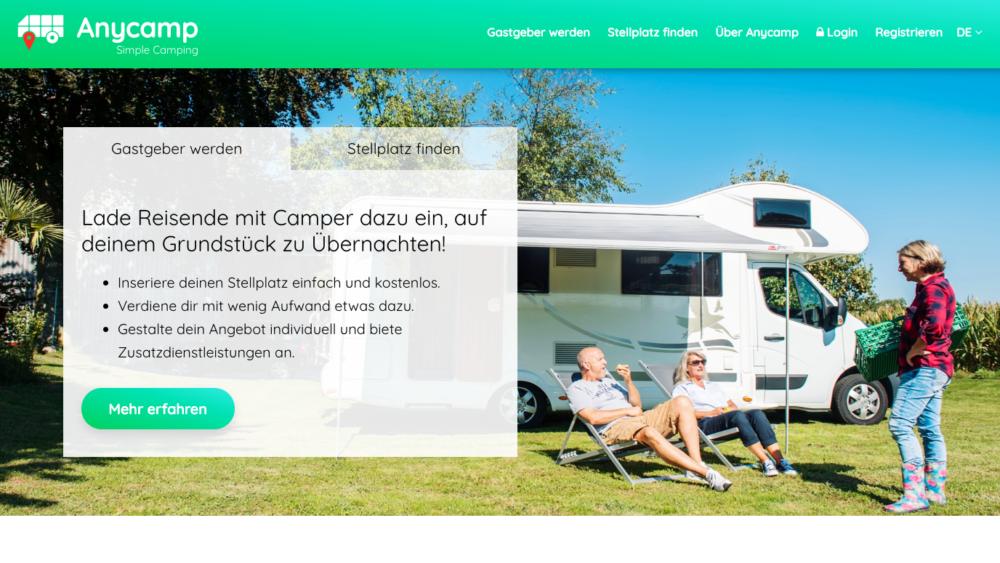 Website Anycamp